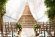 Wedding decor-ceremony / by Kelly Oshiro // SB Chic