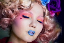 Makeup / by Amber Burck