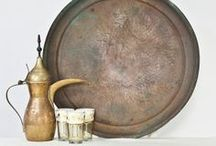 Precious metals / Brass, silver, and all sorts of tarnished metallic treasures / by Soussia