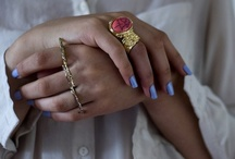 nails / by Eva Van Belle