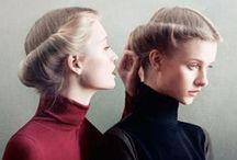 hair / by Eva Van Belle