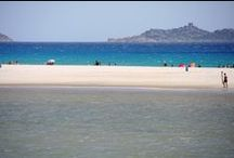 Beaches South East Sardinia