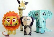 Design Inspiration Kids / Cute print ideas