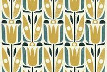 pattern / print and pattern
