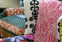 Upholstery / wallpaper and furnishings