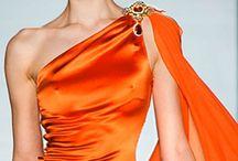 Orange  & Tangerine  / by Karen Steele