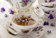Afternoon Tea / by Karen Steele