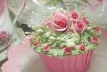 Pink & Green Together / by Karen Steele
