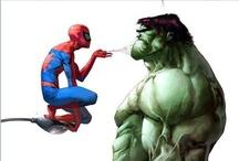 Super Heroes / Our friendly neighborhood super heroes