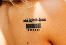 Tatto's / by Cyndi Young