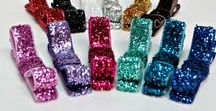 Hair Clips - Your Final Touch Hair Accessories / Hair Clips in many colors and styles for girls of any age.