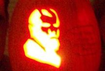 Halloween / Halloween is a microcosm of our society.  On this board, we feature the costumes and other Halloween-related images that we've discussed on our site. For analysis, click through any image or visit Sociological Images at www.thesocietypages.org/socimages.