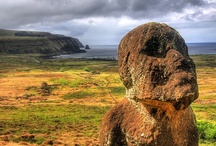 ANCIENT: Easter Island / by Paula Sanders