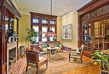 Upper Manhattan Interior/Exterior Design / Beautifully decorated homes uptown