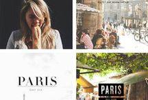 Paris / by Eva Van Belle