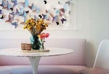 Banquette / a great banquette is EVERYTHING!
