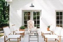 Outdoor Space / outdoor spaces dreams are made of.