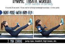 Fitness / by Jessie Gipe