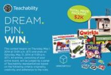 My Teachability Dream STEM Classroom / Teachers-Create your own My Teachability Dream STEM Classroom board with your ultimate STEM resources, products, curriculum, etc and enter to win a $2,000 Dream STEM Classroom Package. Must enter your board here by May, 31, 2014: http://www.teachability.com/groups/win-teachability-dream-stem-classroom  STEM Education