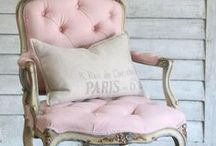 Shabby Chic / Shabby Chic decor and style.