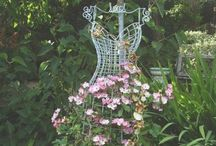 My Secret Garden / by Tracey Taylor