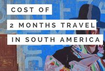 South America Hacks / Ways to travel for less in South America