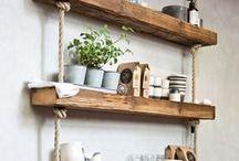 Dekoracje / Pomysły na to, żeby dom był miejscem pięknym, przytulnym i inspirującym.