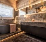 Bathroom Ideas / Here we have a collection of luxury bathroom ideas for those looking to redesign there bathroom.