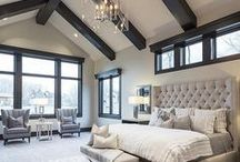 Bedroom Ideas / A dose of stunning luxury bedroom design gallerie.