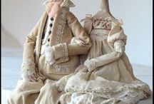 Dolls  -  Artist Dolls / Beautiful Art Dolls. Soft Sculptures, Figurative Art Dolls. #artdolls #softsculptures #figurativeartdolls #