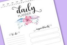 Freebies, Printables, & Coloring Pages / Free resources, printables, and coloring pages for your delight and/or education.