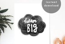DIY Design Projects / There's something special about completing your own DIY projects for your home or as a gift. This board is all about brainstorming ideas for DIY craft projects, home design projects, and handmade gift-giving.