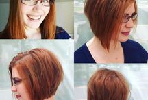 Our Work / Cuts, color, styling: balayage, bobs, pixies and more
