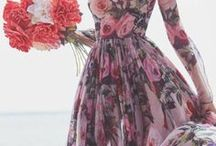 floral / floral outfits / how to wear