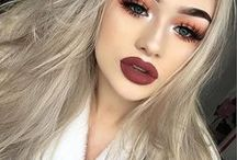 Makeup / #makeup looks that I absolutely love and wish I could do myself!