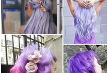 Hair / #Hairstyles and colors we wish we could have. glad I've been able to keep my #redhair