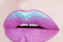 Give Some Lip / I don't wear #lipstick but these #lips are beautiful. #lipart I love.