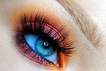 The Eyes Have It / amazing and beautiful eye looks I love. #eyemakeup