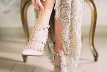 steps of love, shoes for the bride & groom / Beautiful shoes for any bride or groom.