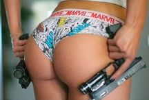 Marvel Panties / Marvel Panties