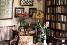 books and hideaway  / by Katherine Maxwell