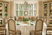 Dining Rooms / by Lisa Bouchard
