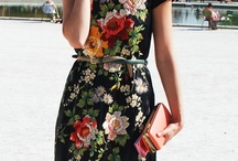 Fashion Florals / by Vesper Fawkes