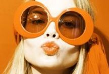 Zalando ♥ Orange / Board vitaminica a basa di #arancia per l'estate #arancio #orange #zalando / by Zalando Italia