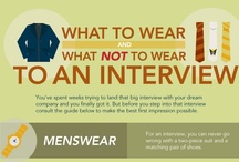 What Not to Wear  / Keep an eye out for these no-no's when it comes to dressing for the interview / by W&M Career Center