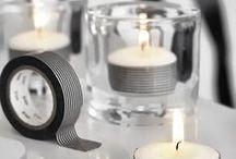 Washi Tape / Washi Tape ideas and DIYs