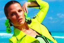 Zalando ♥ Fluo / Lime, verde acceso, ma accanto alle tonalità più fluorescenti ci sono i colori di tendenza, il blu e il rosa, ravvivati però da qualche tono in più, per completare il look di una donna che non ha paura di esprimere la propria personalità multicolore e riscoprire il look anni '80 anche con una moda di esagerazioni. Leggi l'articolo! http://appuntidimoda.zalando.it/fluo-trend/ #fluo #neon #zalando / by Zalando Italia