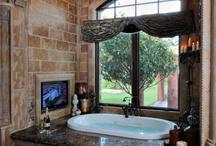 Great Bath Ideas / by Samantha Beals
