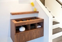 Spaces / Entryway / by Jodi Vautrin / Ourhaus