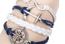 Yiwuproducts Bracelets / Cute fashion bracelets,bangles,pearl strands, wraps. Check more at http://www.yiwuproducts.com/.